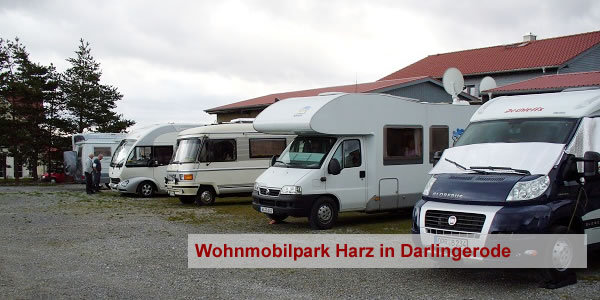 wohnmobilpark harzblick wohnmobil stellplatz f r. Black Bedroom Furniture Sets. Home Design Ideas